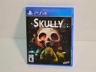 PS4 Game   Skully
