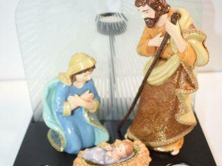 Partylite Heirloom Nativity Set
