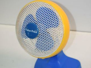 Fisher Price 3 Speed Fan Working