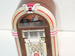 Radio Cassette Player Jute Box 13  tall