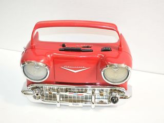1957 Chevy Car Radio Cassette Player 14  w