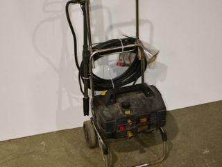 Electric Pressure Washer with Wand