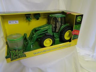 John Deere Big Farm Tractor