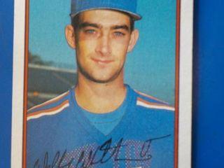 Wally Whitehurst 1986 Bowman  373