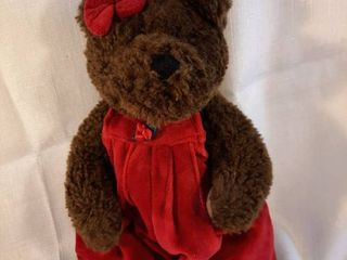 Boyds Bears Plush Holly