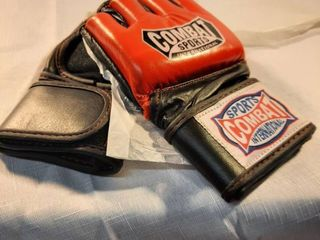 Combat Sports Old School MMA Fight Gloves