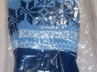 Kansas City Royals Snowflake Mittens Sprint