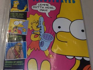 Simpsons Illustrated Magazine Fall 1991