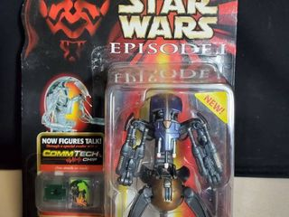 Star Wars  Episode 1 Destroyer Droid Action Figure