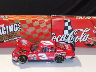 Action Racing Collectibles Dale Earnhardt  3 1998 Monte Carlo 1 24 Scale Stock Car Bank