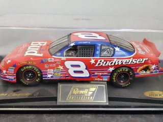 REVEll Dale Earnhardt JR   8 BUDWEISER Nascar Collectible Car 1 24 Scale  2000 Olympic Sponsored Car