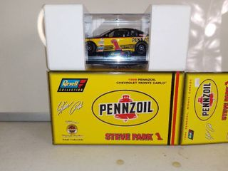 Revell Collection Steve Park 1 Pennzoil Chevy Monte Carlo Diecast Replica 1 Of 5 598