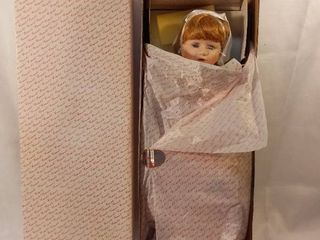 Camelot Hancrafted Porcelain Doll Cheryl