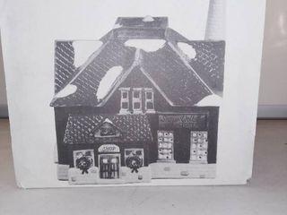 The Original Ceramic Hand Painted Snow Village Factory