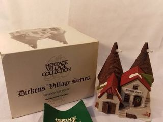 The Heritage Village Collection Dickens Village Series Bishops Oast House