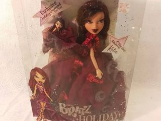Bratz Holiday Collectors Edition Doll in Original Box Unopened