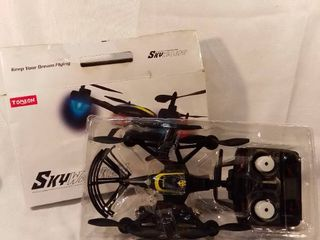 Tomzon 6 Axis Gyro System Quadcopter Skywalker