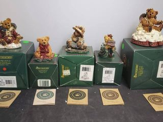 Boyds Bears and Friends from the Bearstone Collections  1 Musical