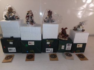lot Of 5 The Boyds Bears Collection