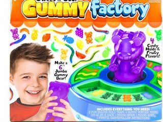 Sweet n  Sour Gummy Factory by Horizon Group USA