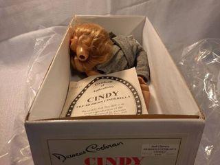 A Cindy The modern Cinderella Doll