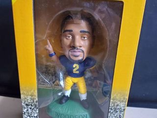 CHARlES WOODSON  NFl HEADlINERS Xl  COllEGE EDITION