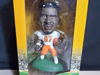 NFl HEADlINERS Xl  Herman Moore  with Certificate of Authenticity