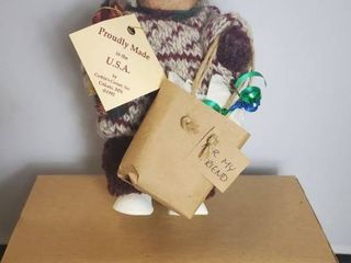 little Pookums  with Gift Bag  by Corbins Corner