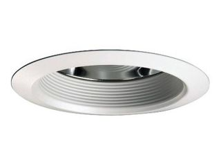 cooper lighting 30 watt Halo  6 Inch  White  Air Tite Metal Baffle