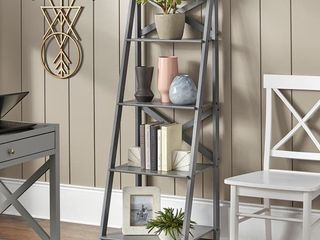 Simple living 4 Tiered X Frame Farmhouse