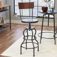Atria 34in Swivel Bar Stool