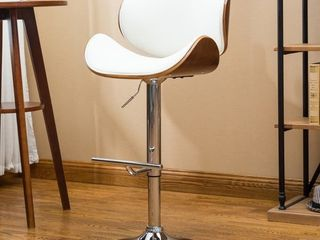 Strick   Bolton lega Modern Adjustable Swivel Barstool