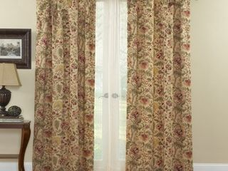 Waverly Imperial Dress Room Darkening Window Curtain Panel