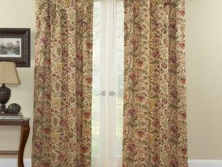 Waverly Imperial Dress Room Darkening Window Curtain Panel