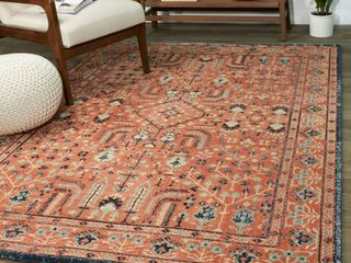 Balta Vintage 31in x 83in Farmhouse Persian Oriental Rug