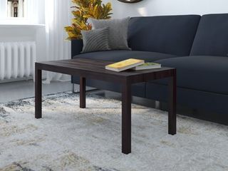Mainstays Parsons Coffee Table  Espresso