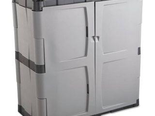 Rubbermaid Double Door Storage Cabinet