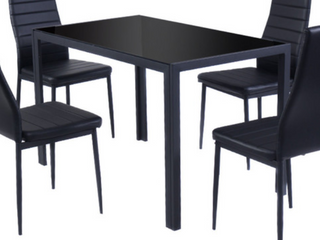 Costway Kitchen Dining Table