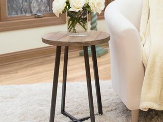 FirsTime  amp  Co  Miles Rustic Farmhouse Wood Table