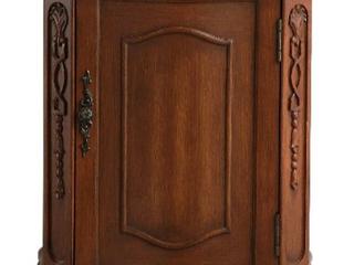 Victorian Style Bathroom 1 Cabinet Vanity Cabinet