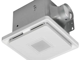 Home Netwerks 1 5 sone 110 cfm White Bathroom Fan