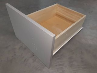 Grey Base Cabinet Drawer 17 5x12x20in