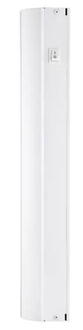 24in Hardwired light Bar Undercabinet Warm White