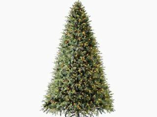 9ft Pre lit Hayden Artificial Pine Tree