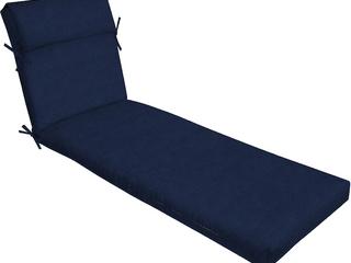 Blue Chaise Cushion