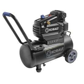 Kobalt 1 8 HP 8 Gallon 150 PSI Electric Air Compressor