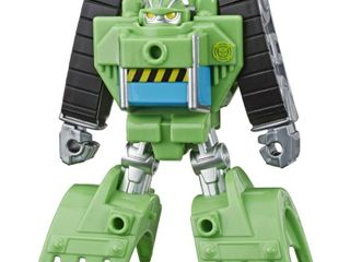Playskool Heroes Transformers Rescue Bots Academy   Boulder the Construction Robot