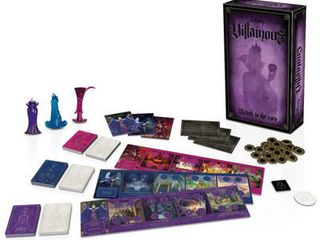 Ravensburger Disney Villainous Wicked to the Core Game Expansion Pack