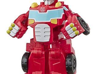 Playskool Heroes Transformers Rescue Bots Academy   Heatwave the Fire Bot Fire Truck