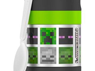 Thermos Minecraft 10oz FUNtainer Food Jar   Green
